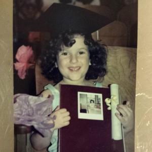 MY SISTER's preschool graduation. I'm hoping she wears that hat.